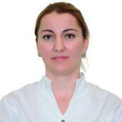 Берсанова Дана Борисовна