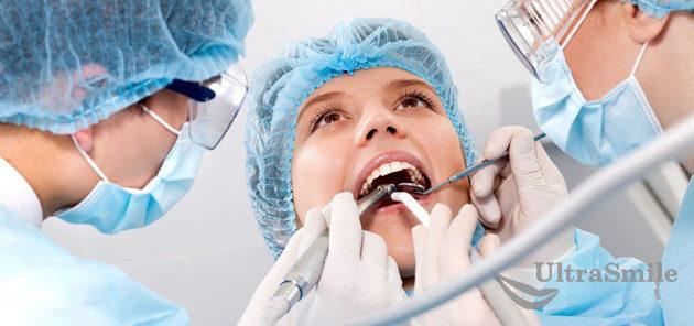 лечение-зубов