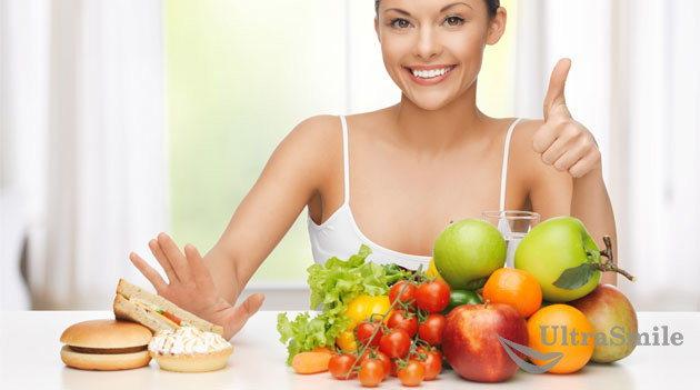 Питание для здоровых десен
