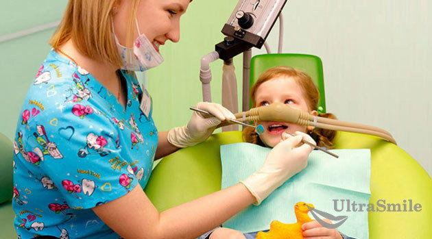 Седасия при лечении детского кариеса