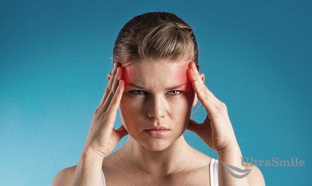 сильной головной боли