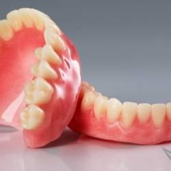 Акция на съемный зубной протез