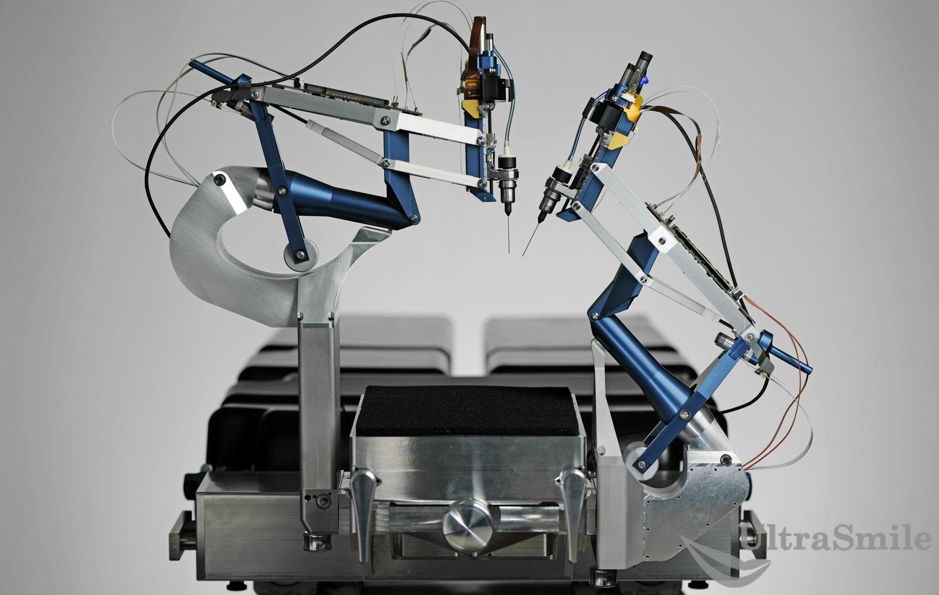 Робот в помощь стоматологам
