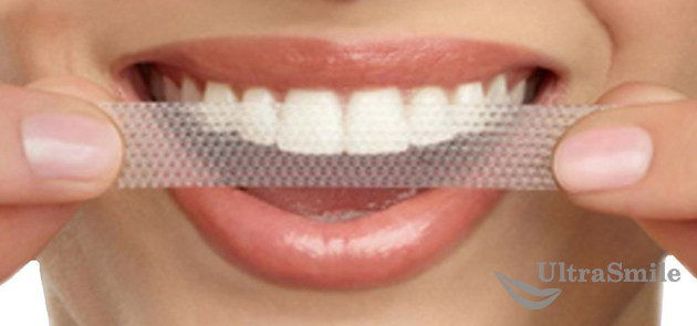Все про отбеливающие полоски для зубов