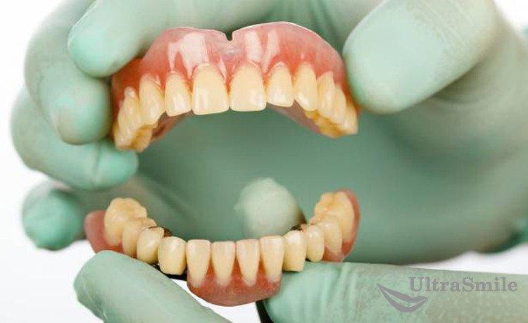Как привыкнуть к съемным зубным протезам полезные советы