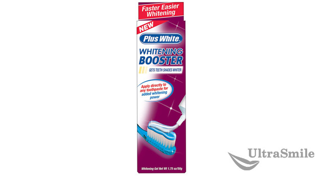 «Plus White Whitening Booster»