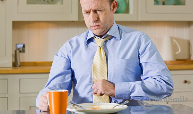Проблемы с пищеварением