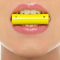 Электрический ток во рту