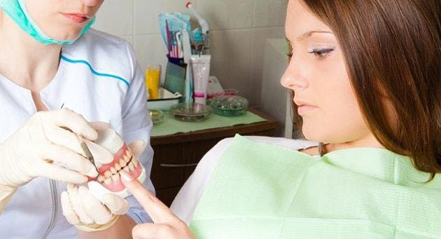 Регулярный осмотр у стоматолога