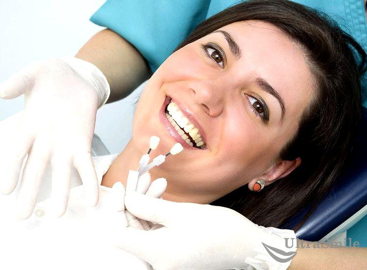 Фарфоровые зубы: создаем красивую улыбку