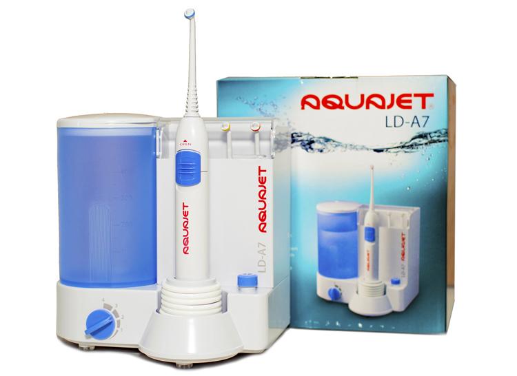 5 весомых плюсов ирригатора Aquajet LD-A8