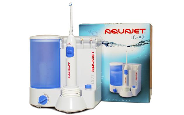 Представляем вашему вниманию ирригатор Aquajet LD-A7