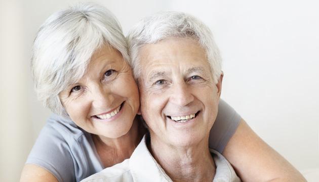 В пожилом возрасте показана только базальная имплантация