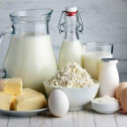 В «белой диете» главный акцент – на цвете еды.