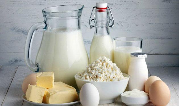 В «белой диете» главный акцент делается на цвете еды.
