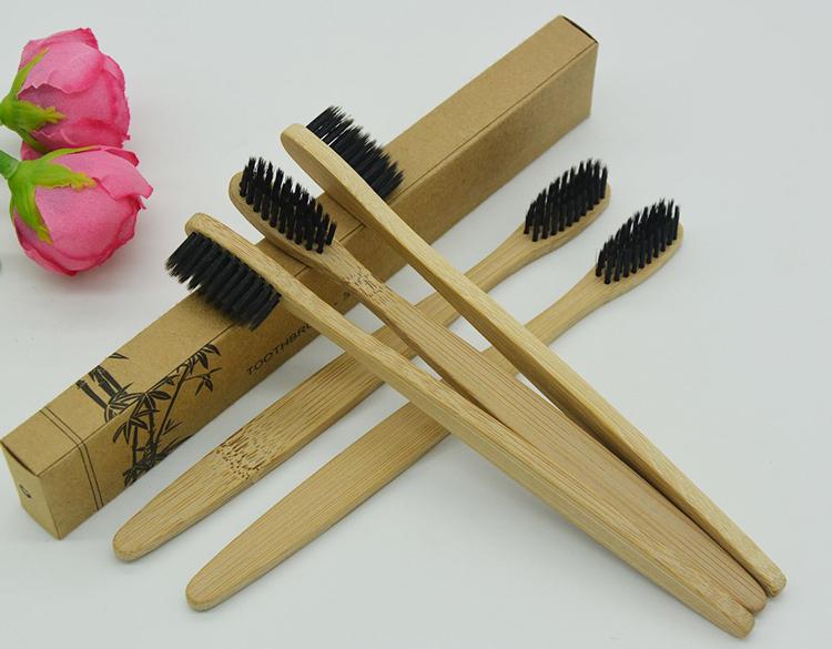 5 плюсов бамбуковой зубной щетки