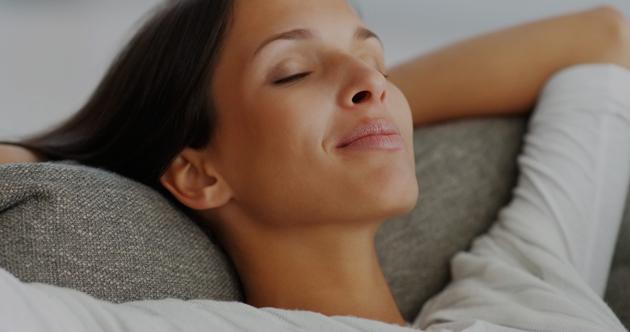 расслабиться и сбросить нервное перенапряжение