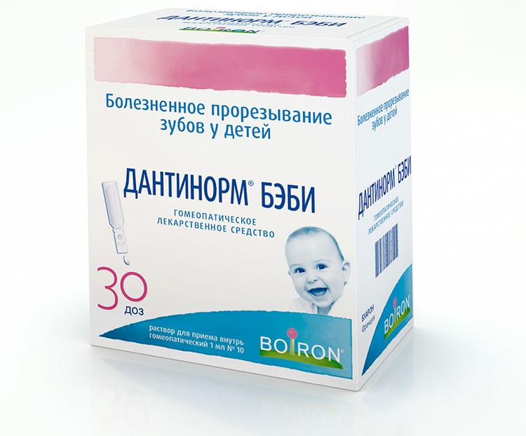 Обзор препарата «Дантинорм Бэби»: выбор для заботливых родителей