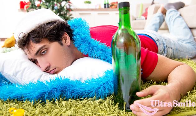 злоупотреблении алкоголем