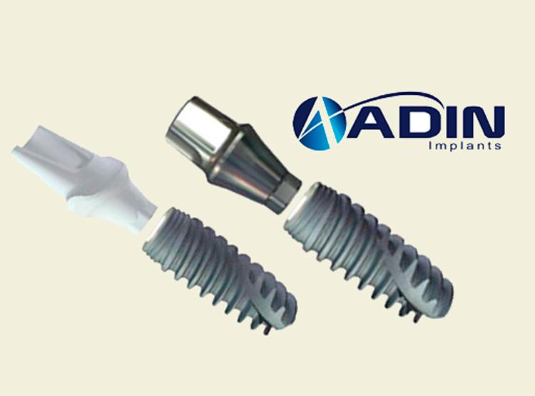 Обзор израильских зубных имплантов Adin («Адин»)