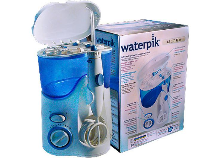 Ирригатор Waterpik WP-100 E2 Ultra: обзор модели