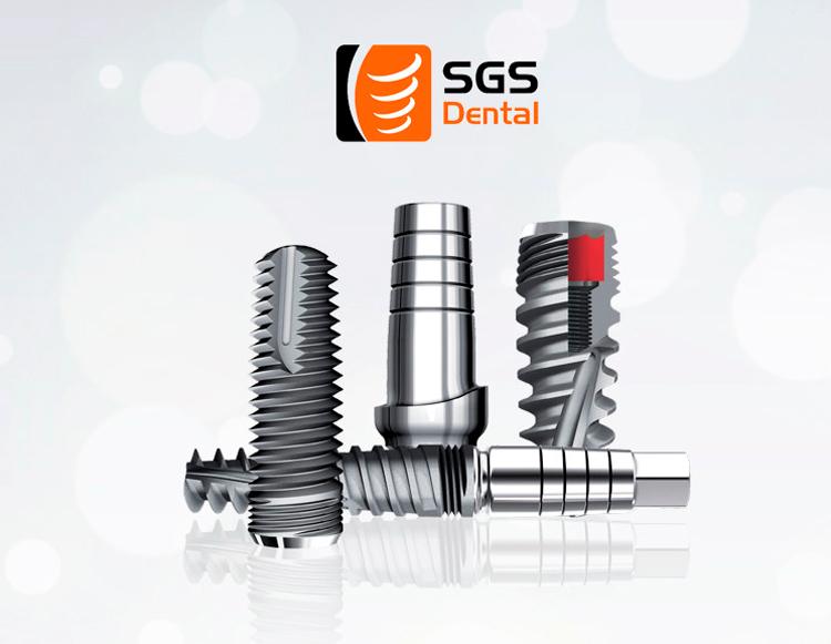 Импланты SGS: обзор швейцарского бренда для восстановления зубов