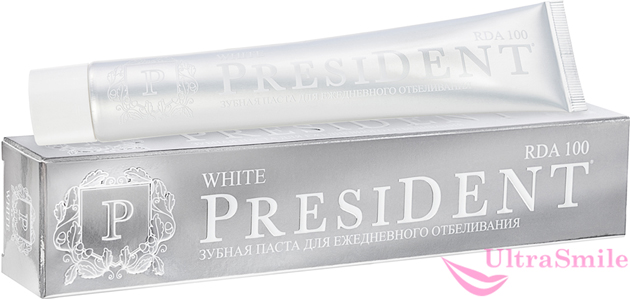 PresiDENT White