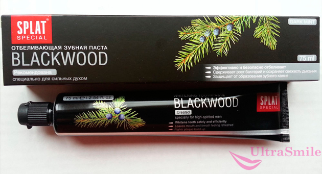 SPLAT BLACKWOOD
