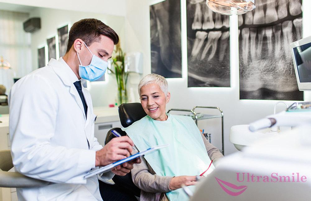 консультация с ортопедом стоматологом