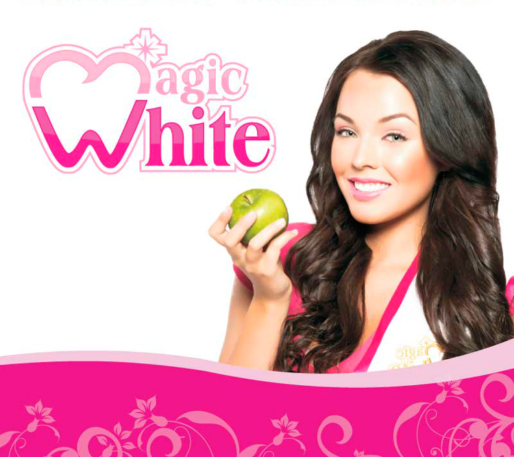 5 особенностей метода отбеливания зубов Magic White