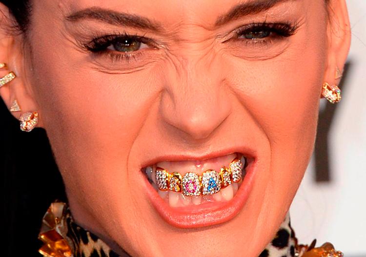 6 необычных трендов в стоматологии: золотые зубы с фото, грилзы и другое