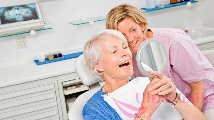 7 различий между бюгельными зубными протезами и «Квадротти»