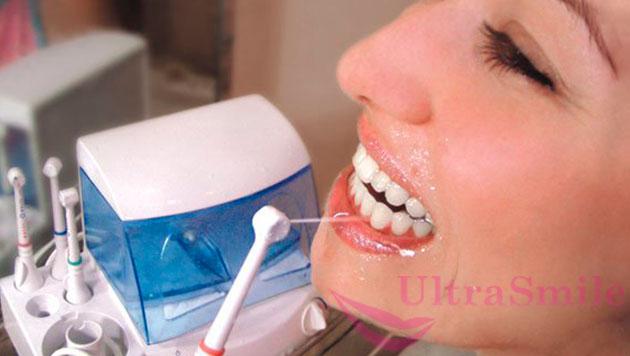 Ежедневная и тщательная гигиена полости рта