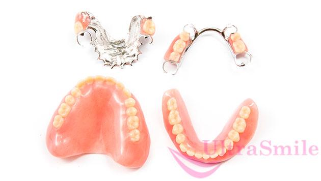 В современной стоматологии даже вставные зубы можно выбрать из разных вариантов